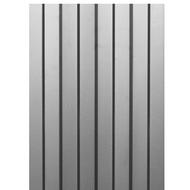 Профнастил С-8, 1,2×1,5 м, толщина 0,4 мм, оцинкованный