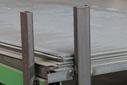 Лист оцинкованный, 1,25×2,5м, толщина 0,9мм
