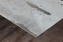 Лист оцинкованный, 1,25×2,5м, толщина 1,2мм