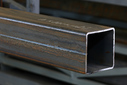 Труба профильная, 100×100×4мм, длина 12м