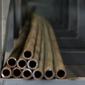 Труба водогазопроводная, Ø15мм ДУ, толщина 2,8мм, длина 6м