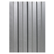 Профнастил С-8, 1,2×2м, толщина 0,4мм, оцинкованный