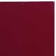 Лист оцинкованный, 1,25×2м, толщина 0,45мм, RAL3005, взащитной плёнке