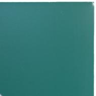 Лист оцинкованный, 1,25×2м, толщина 0,5мм, RAL6005, взащитной плёнке