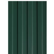 Профнастил СП-20, 1,15×2,5 м, толщина 0,5 мм, RAL6005